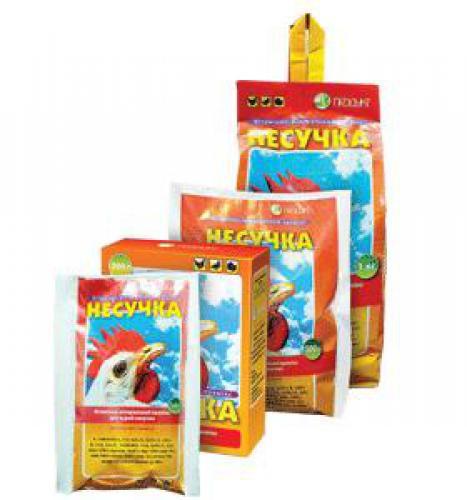 Премикс «Несучка» 500 г кормовая витаминно-минеральная добавка для кур-несушек