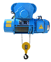 Таль электрическая тип Т, г/п 2 t, высота подъёма: 6 - 36 m.