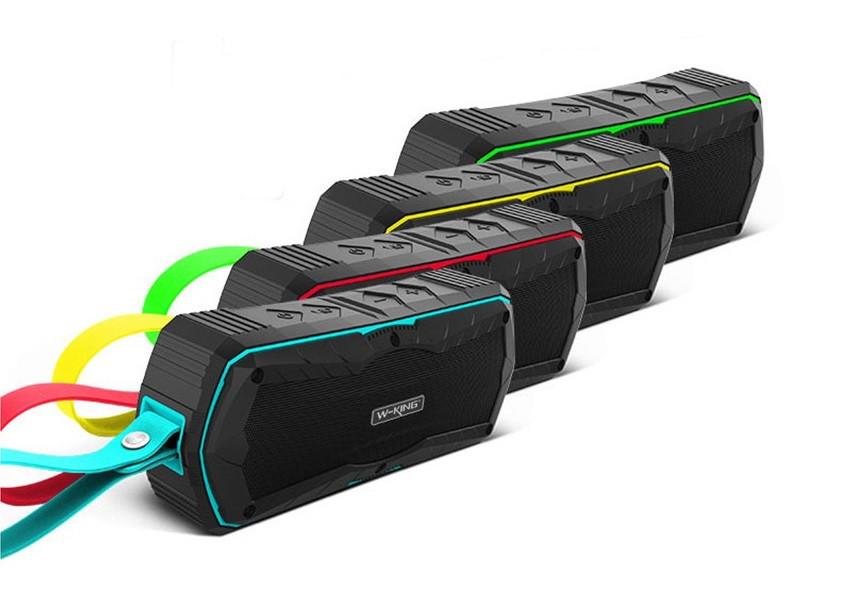 Bluetooth колонка W-KING S9 Водостойкая 4000 mAh