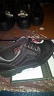 Подростковые ботинки dockers