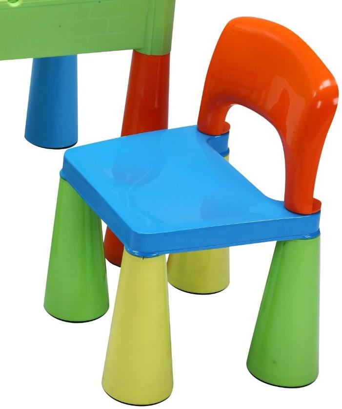 Дитячий стілець Tega Baby Mamut, Польща (мультиколір (Мulticolor))