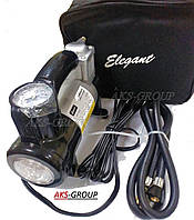 Автокомпрессор с сигнальным фонарем Elegant Force Maxi EL 100 010