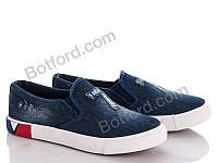 Мокасины Comfort-baby 767-3 синий