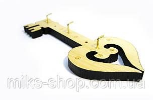 "Ключница - вешалка ""Ключ"""