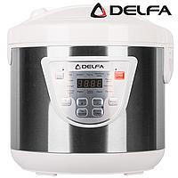 Мультиварка DELFA DMC-08 (Скороварка, Пароварка)