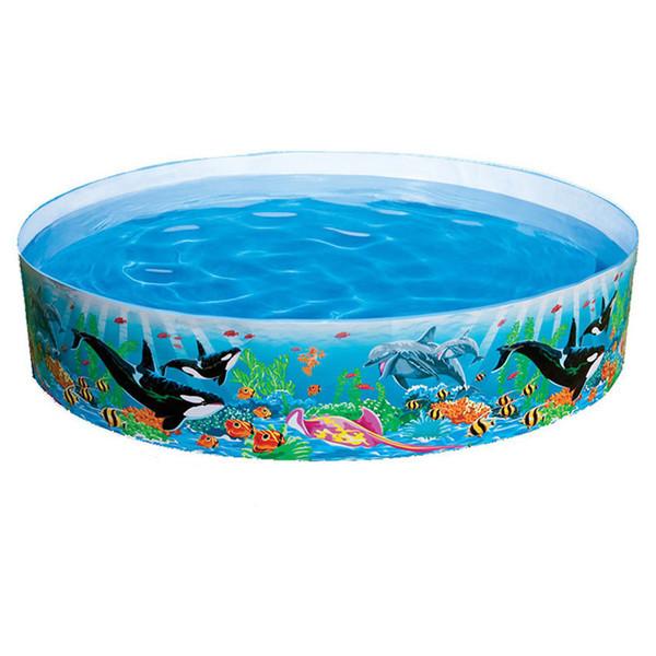 Детский каркасный бассейн Intex 183x38 cм  (58461)