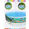 Детский каркасный бассейн Intex 183x38 cм  (58461), фото 3