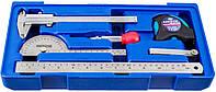 Набор измерительного инструмента, в ложементе-кейсе, 6 пр. LICOTA (ACK-B3019)