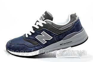 Мужские кроссовки New Balance 997 Classic, Gray\White