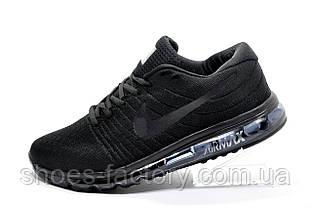 Кроссовки для бега Nike Flyknit Air Max 2018, Black
