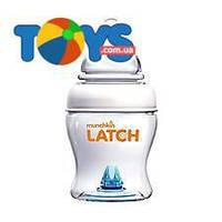 Бутылочка пластиковая для детского питания, 011614