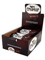 """Бісквіт """"BONA FESTA"""" ваніль з какао та шоколадним соусом 50 гр х24х6"""