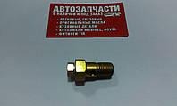 Клапан обратный топливный М14х1.5 (КАМАЗ)