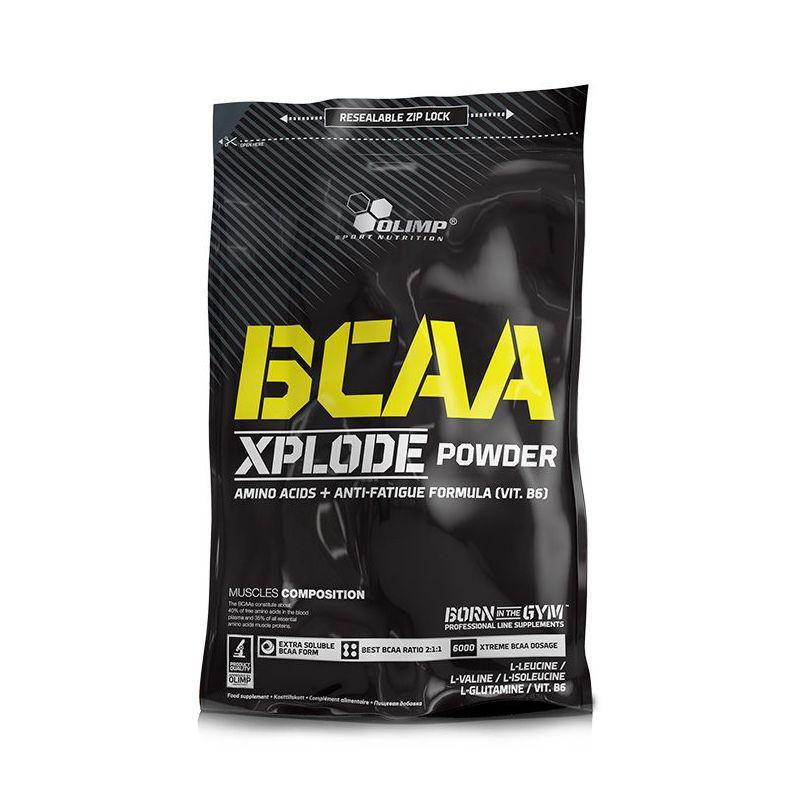 БЦАА Olimp BCAA Xplode (1 кг) олимп иксплод orange