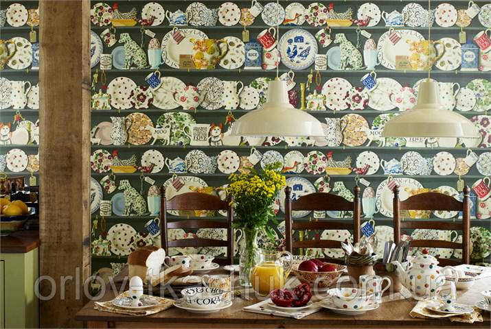 Обои бумажные панно The Dresser Emma Bridgewater Sanderson
