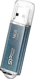 USB flash-драйв Silicon Power SP016GBUF3M01V1B