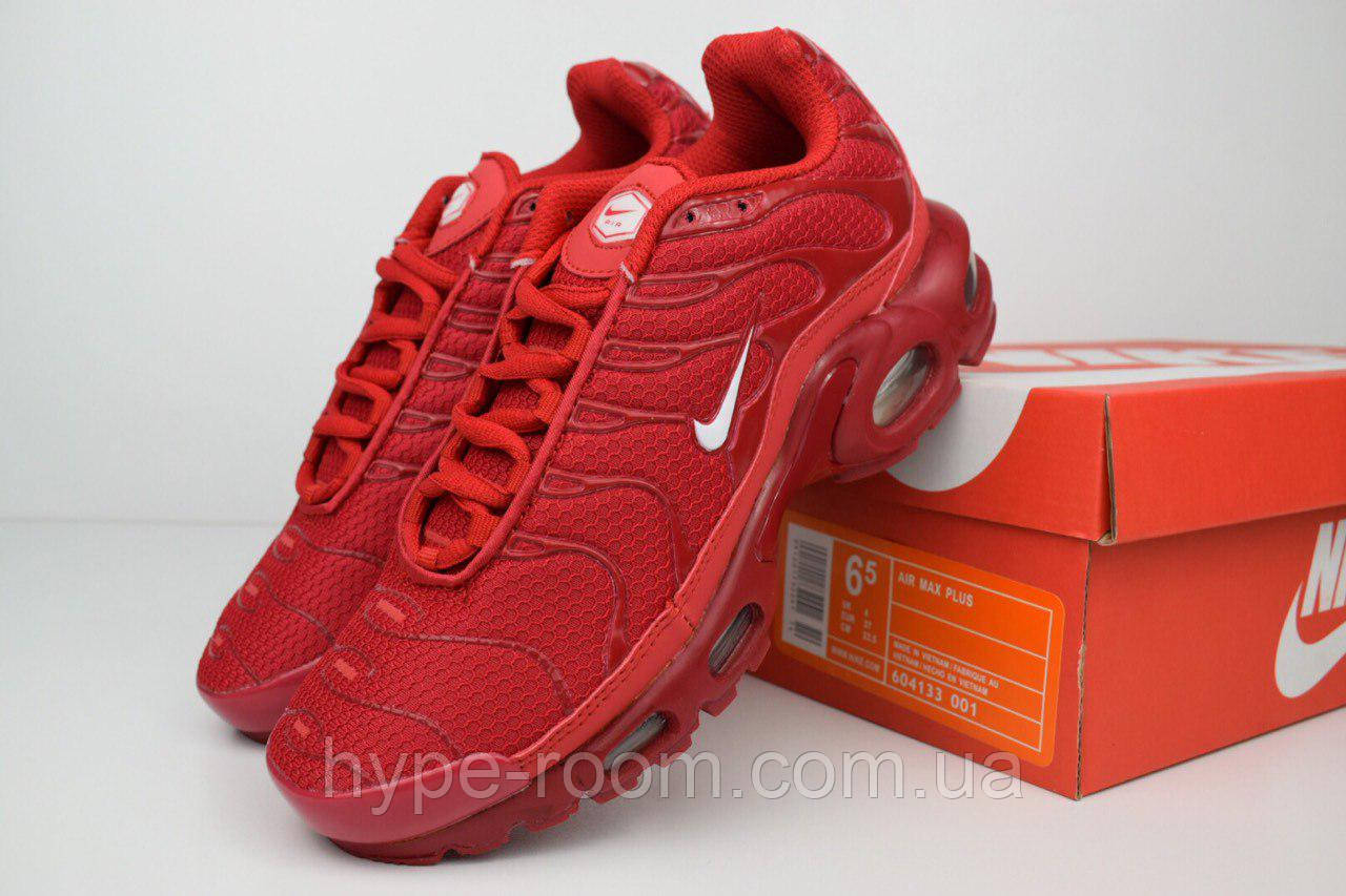 Женские Кроссовки Nike Air Max Plus TN+(Лицензия) Реплика -   The best 972726ba6007f