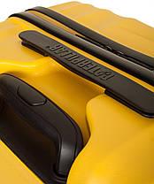 Чемодан CAT Turbo 83088;42 Черный / Желтый, фото 3