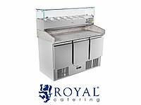 Холодильный стол для пиццы ROYAL
