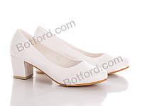Туфли Fenni 3315 белый