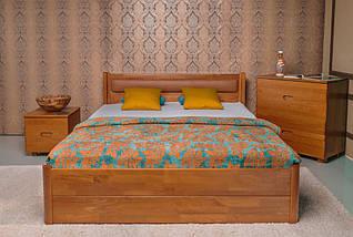 Кровать полуторная Марго с ящиками, фото 3