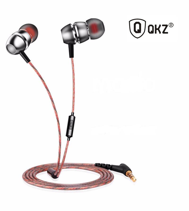 Наушники QKZ KZ X8 с микрофоном