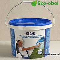 """Клей """"Oscar"""" для стеклообоев, малярных стеклохолстов и малярного флизелина 10 кг, готовый к применению"""