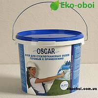 """Клей """"Oscar"""" для стеклообоев, малярных стеклохолстов и малярного флизелина 5 кг, готовый к применению"""