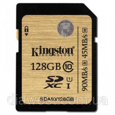 Карта памяти Kingston SDA10/128GB