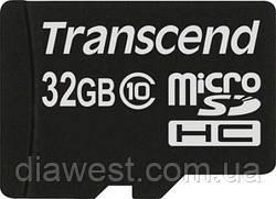 Карта памяти Transcend TS32GUSDC10
