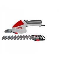 Аккумуляторные садовые ножницы Ikra Mogatec IGBS 1054 LI