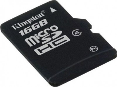 Карта памяти Kingston SDC4/16GBSP