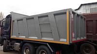 Переоборудование грузовых автомобилей под щебневоз на КЗАН