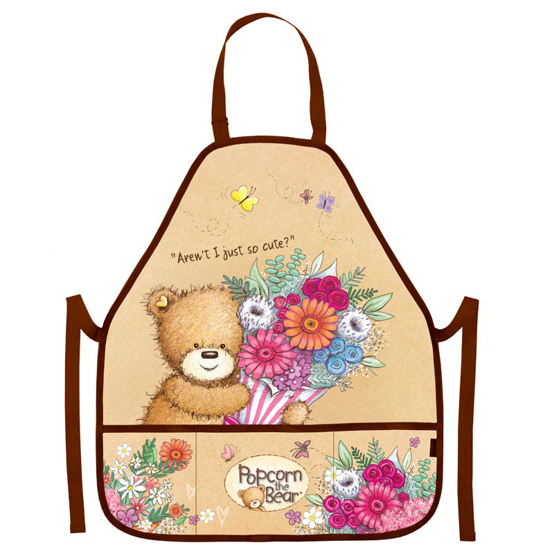 Фартук Kite Popcorn the Bear PO18-161