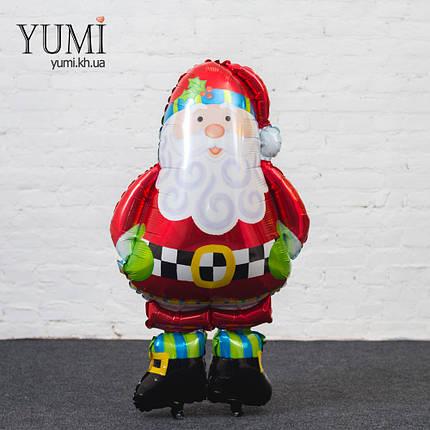 Ходячая фигура Санта в сапогах, фото 2