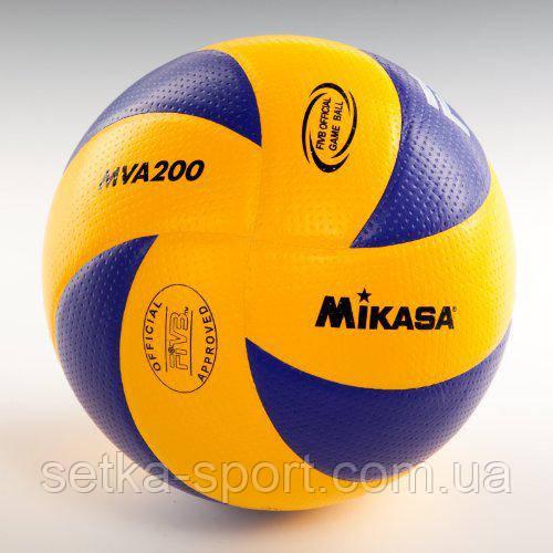 М'яч для волейболу Mikasa MVA200 (оригінал)