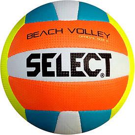 Мяч волейбольный Select Beach Volley размер 4