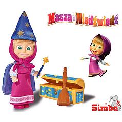 Маша и Медведь Кукла simba  9302024
