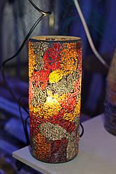 Лампа настольная, 1 лампа, высота лампы - 24 см
