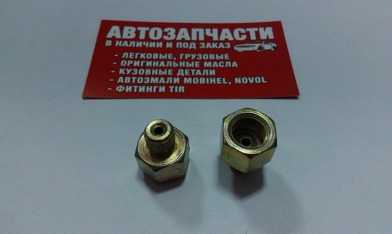 Переходник цилиндра тормозного М12 внутренняя - М10 наружная