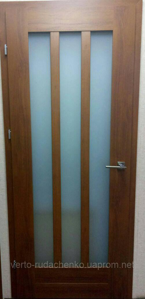 "Двери Verto Лада 8.3 в цвете Орех темный ""Verto-CELL"""