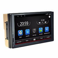 2 Din Автомагнитола Pioneer 7037 GPS, WiFi, Bt Android 5, 16 ГБ+NAVITEL+КАМЕРА!