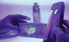 Спрей для невидимого маркування «Промінь+1»