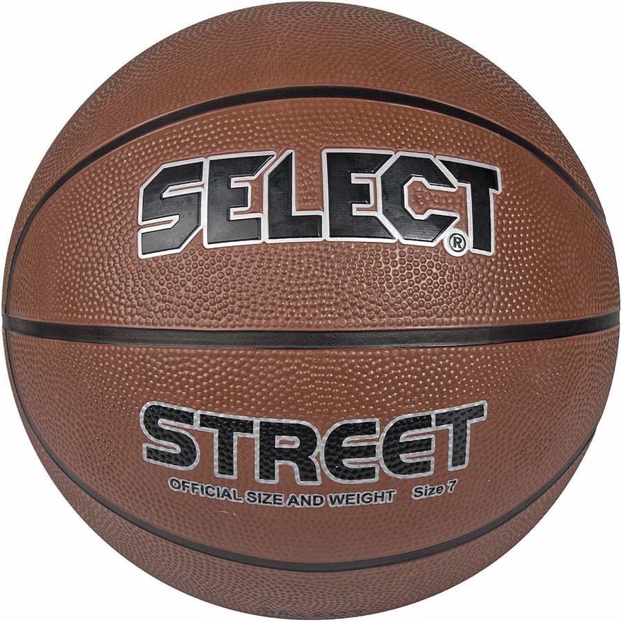 Мяч баскетбольный Select Street Basket размер 7
