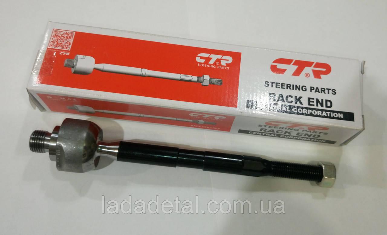 Рулевая тяга усы Авео 1.5 левая CTR CRKD-10L