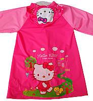 Дождевик для девочки с капюшоном Hello Kitty CEL-31, фото 1