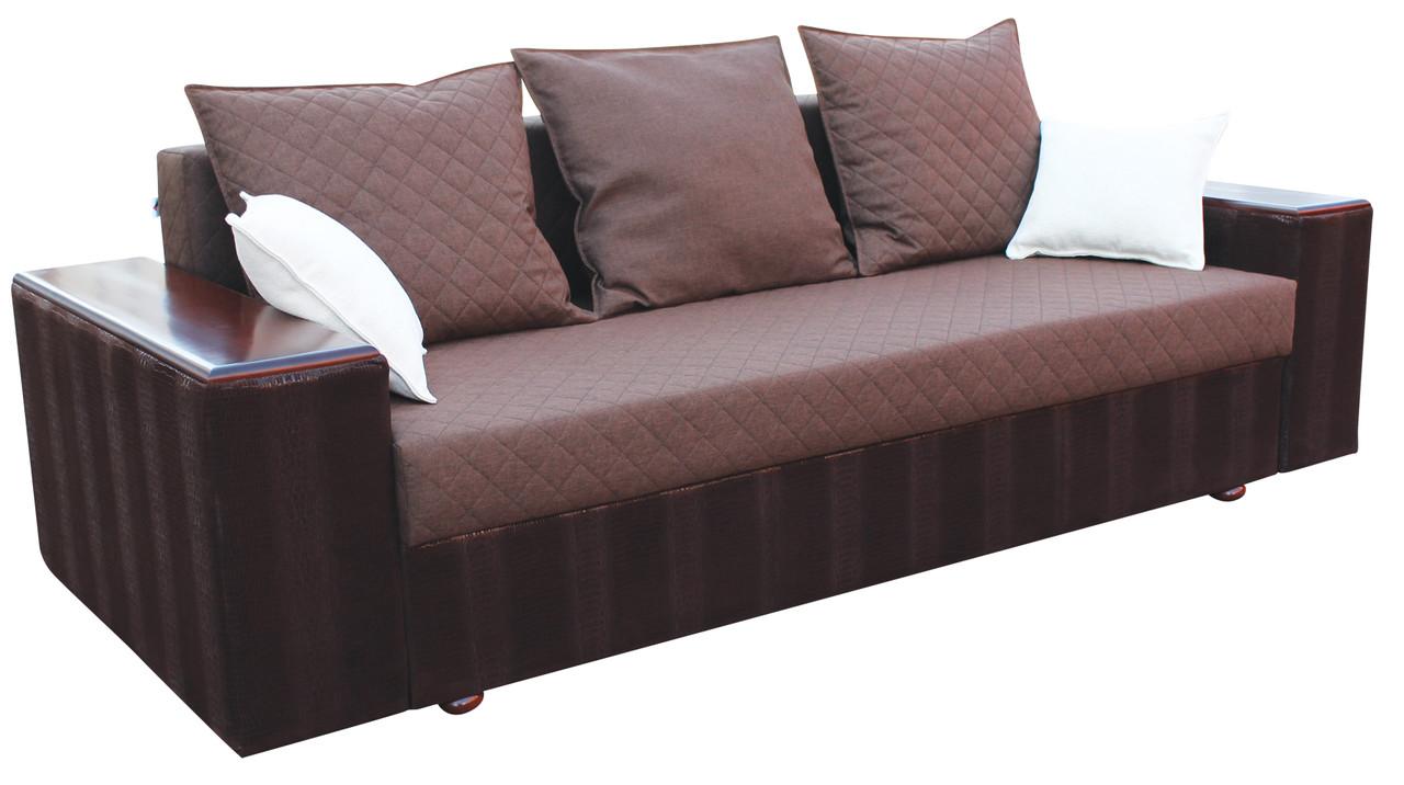 """Новый мягкий диван """"Грандис"""" (246 см)"""