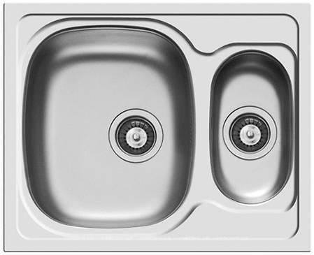 Кухонная мойка PYRAMIS SPARTA (62*50) 1 1/2B (92 mm) Linen, фото 2