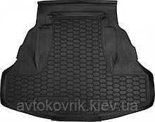 Поліуретановий килимок в багажник Honda Accord 8 2008-2012 (AVTO-GUMM)