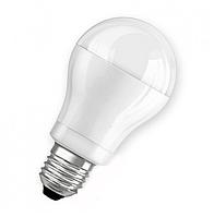 Лампа LED A55 7W 220V 6500K E27 матовая